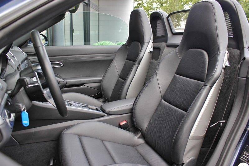 Porsche 718 Boxster S PDK 350pk **Navi/Leder/Verw.stoelen/19inch** afbeelding 12