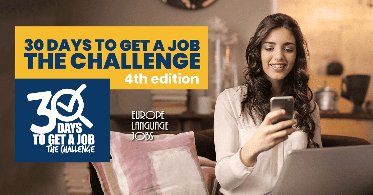 The Challenge has been created to help you to find a job and to also encourage you to consider opportunities outside of your country.