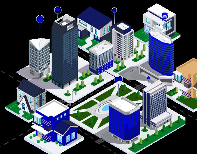 Futuro inteligente para cidades