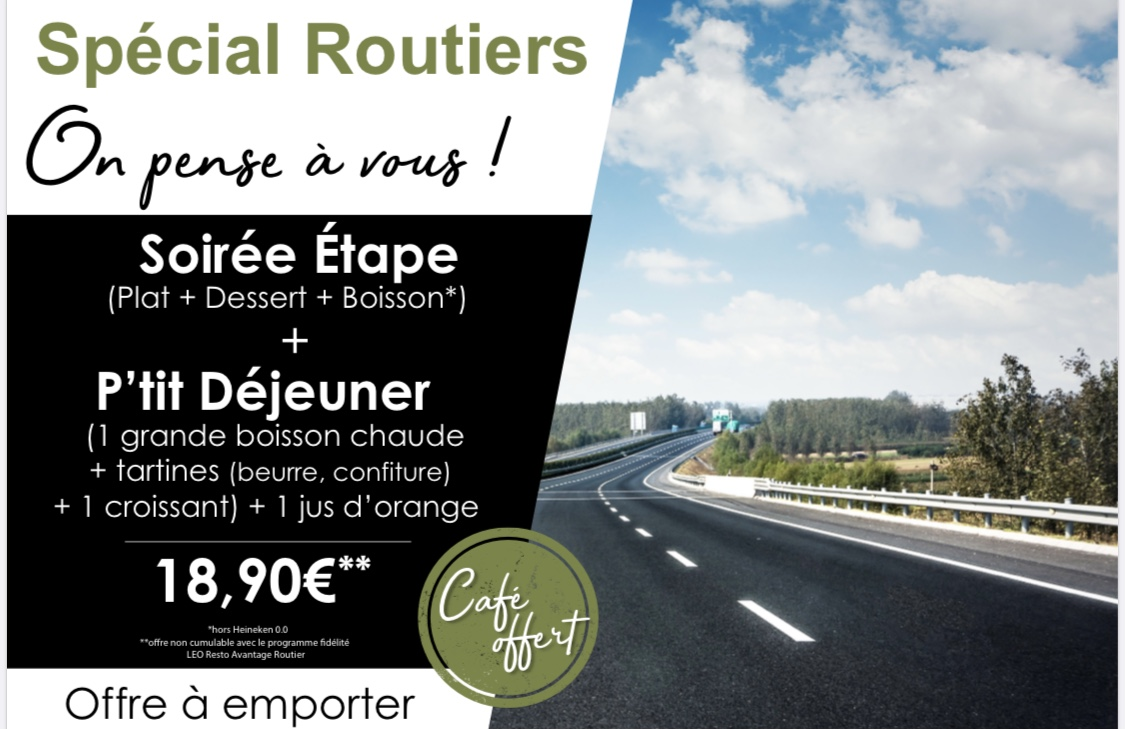 Offre Routiers