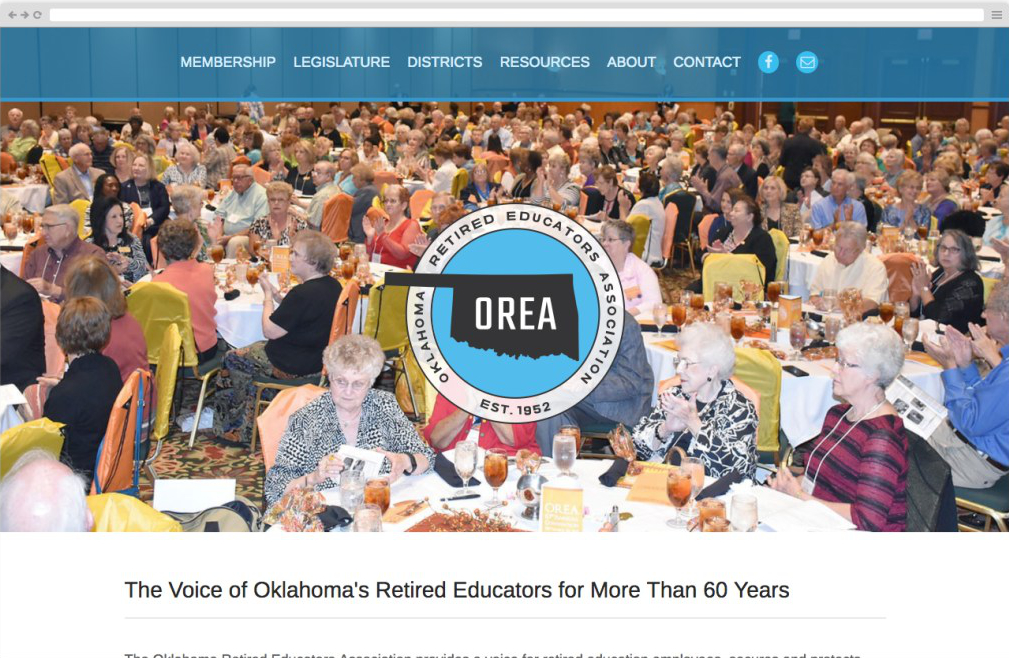 OREA | Oklahoma Retired Educators Association
