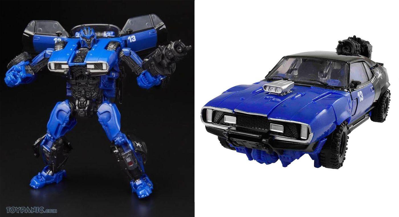 Chrysler Transformers Toy