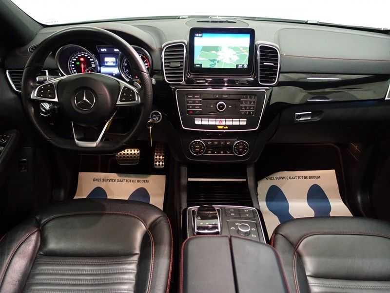 Mercedes-Benz GLE Coupé 43 AMG 4MATIC 368pk Bi-Turbo, Full options afbeelding 9