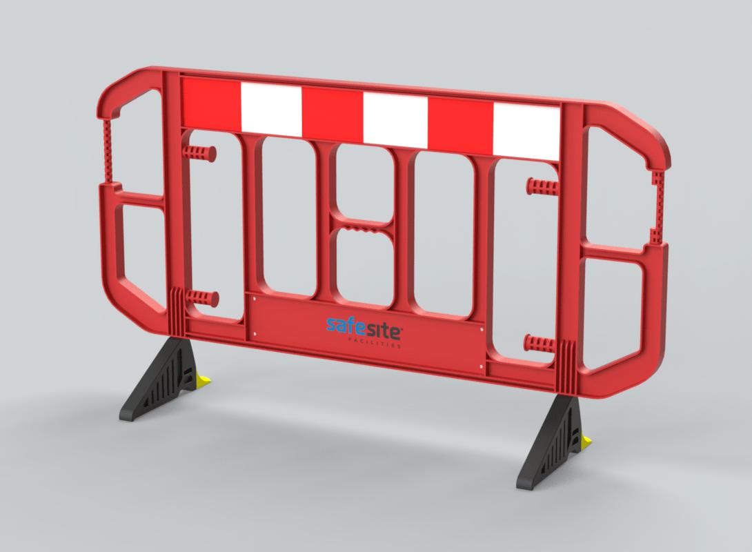 Titan Barrier for Street Works