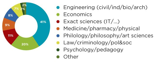 Visual Educational Background-Executive MBA -EN