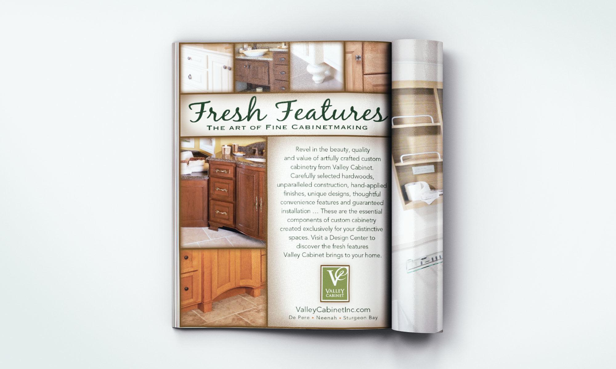 Valley Cabinet Magazine Ad 3