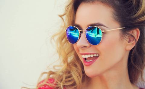 What does a pair of sunglasses have to do with the automotive industry?