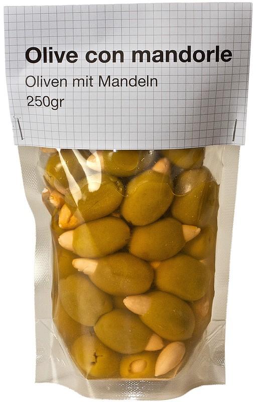 Olive con mandorle