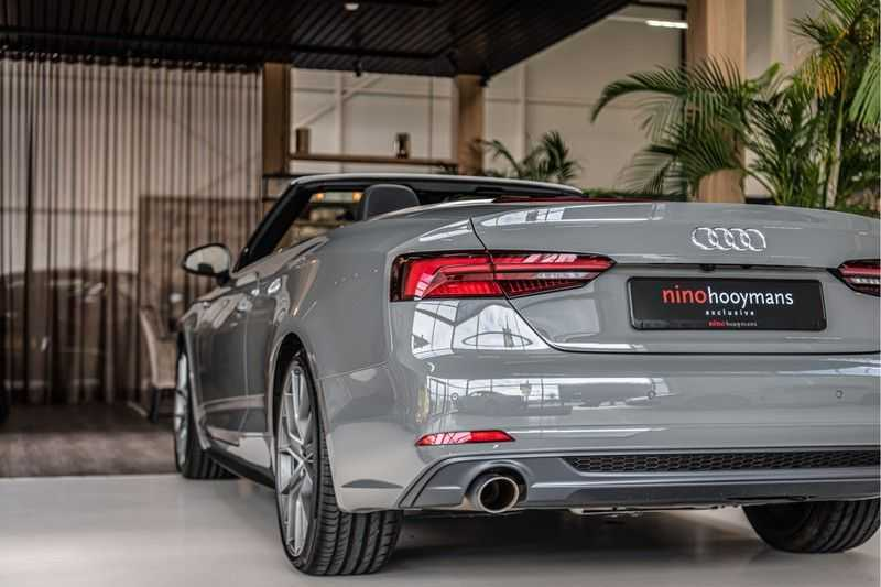 Audi A5 Cabriolet 45 TFSI Sport | S Line | Tour | Sportstoelen | Matrix Led afbeelding 3