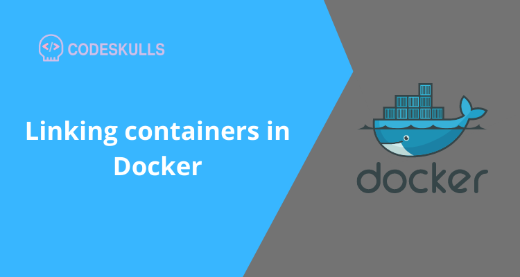 Linking containers in Docker