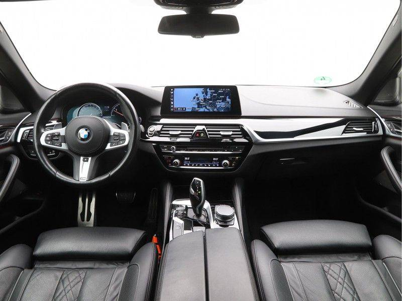 BMW 5 Serie M550xd Touring High Exe, full option ! afbeelding 13