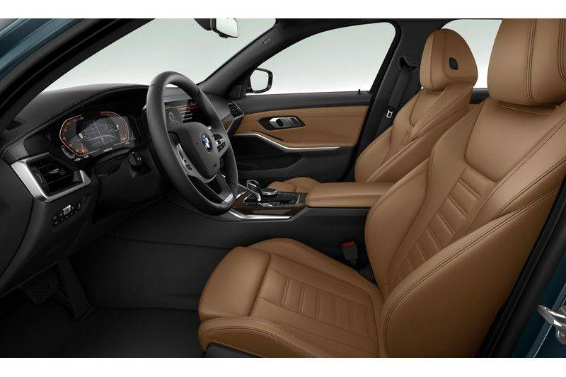 BMW 3 Serie Touring 318i High Executive Luxury Line afbeelding 4
