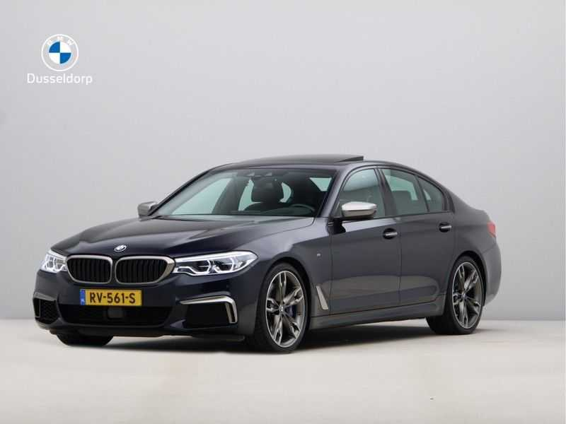 BMW 5 Serie M550d xDrive High Executive . afbeelding 1