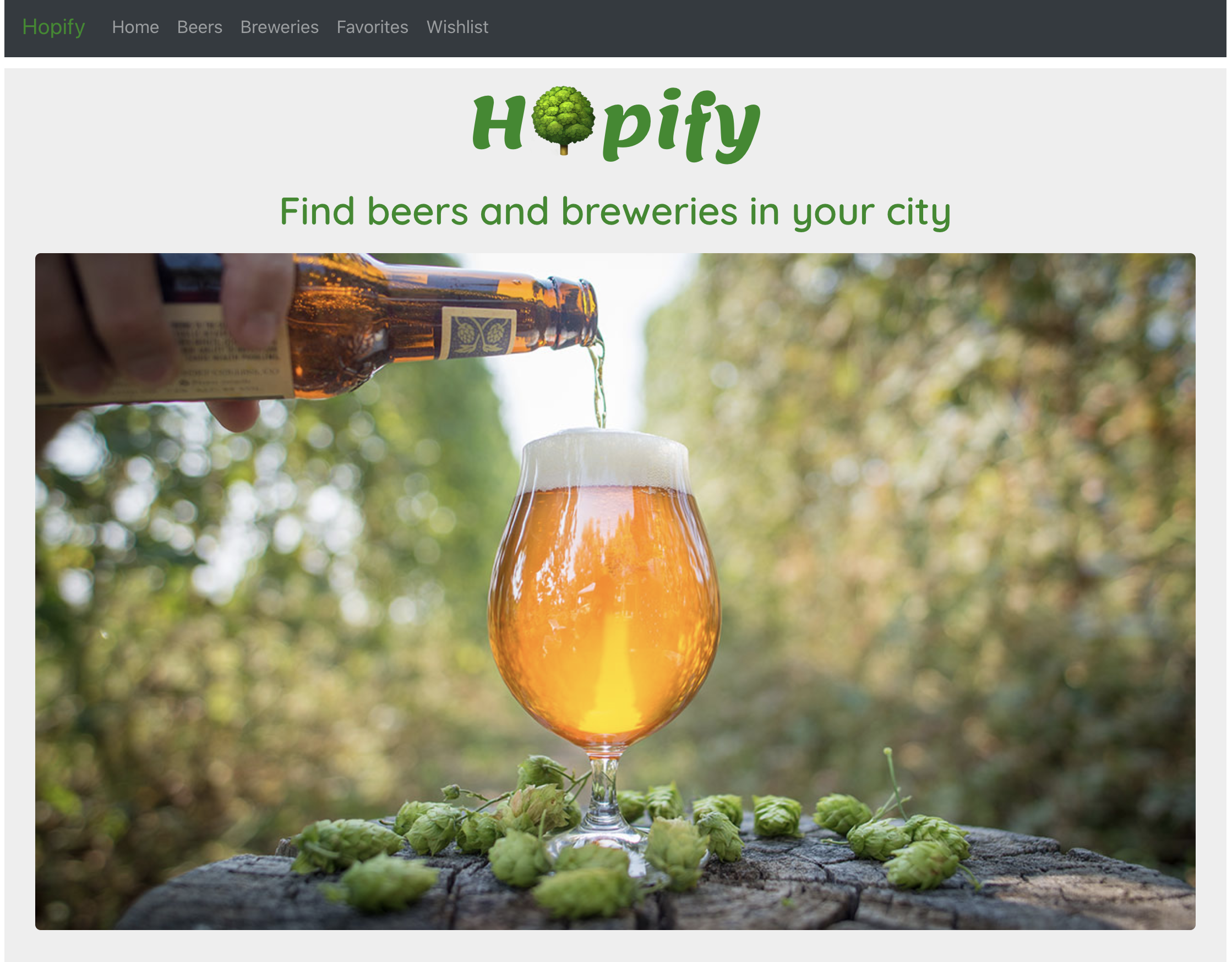 Thumbnail image for Hopify.