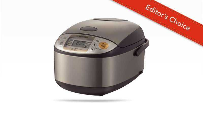 Top Rated Electric Rice Cooker