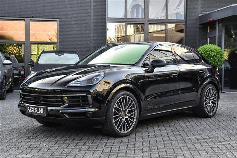 Porsche Cayenne 3.0 COUPE LUCHTVERING+22INCH+SP.UITLAAT NP.169K afbeelding 10