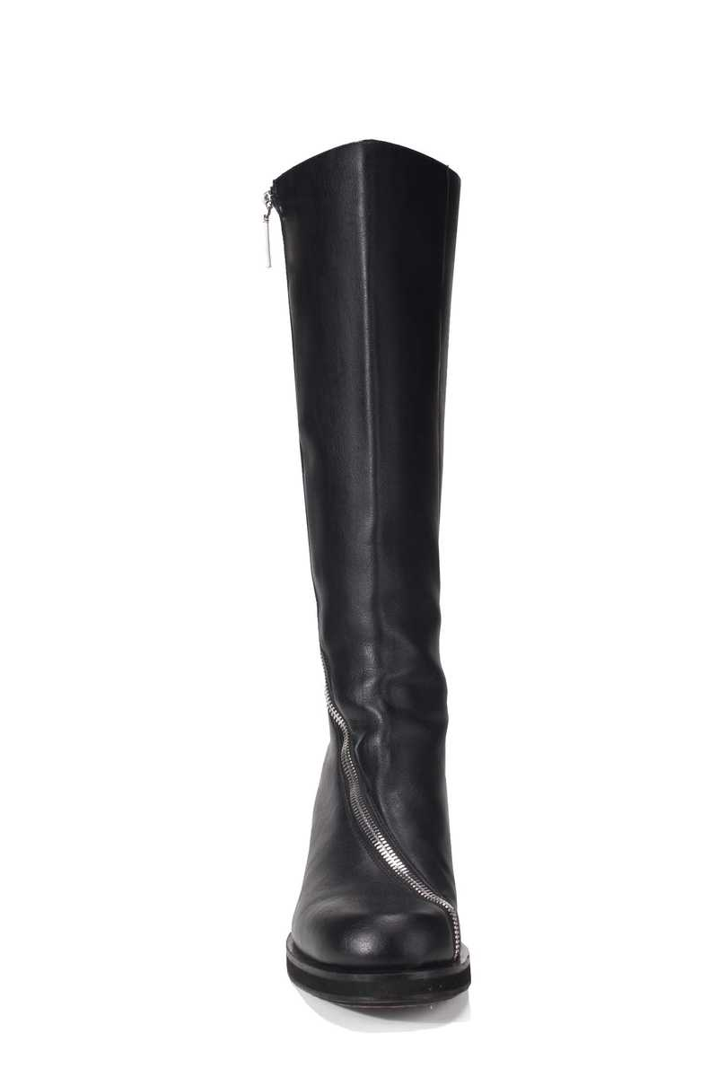 Riding boot in pleather black GmbH AW21 - 3