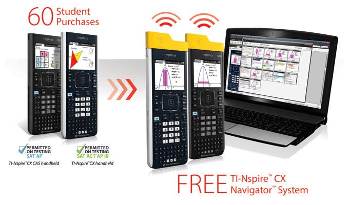 Free TI-Navigator system