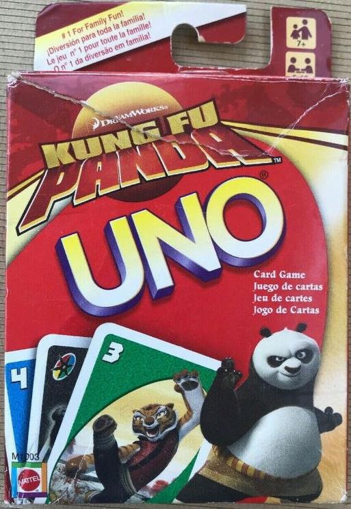 Kung Fu Panda Uno
