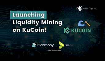 Liquidity mining is coming to KuCoin!
