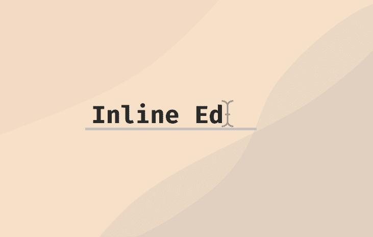 Build an Inline Edit Text Input With React Hooks