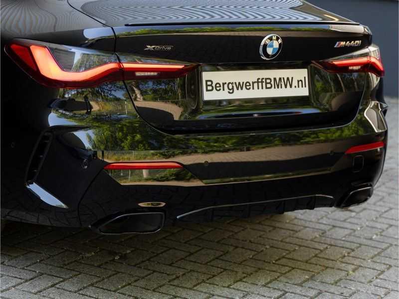 BMW 4 Serie Coupé M440i xDrive - High Executive - Dak - ACC - Harman Kardon afbeelding 4