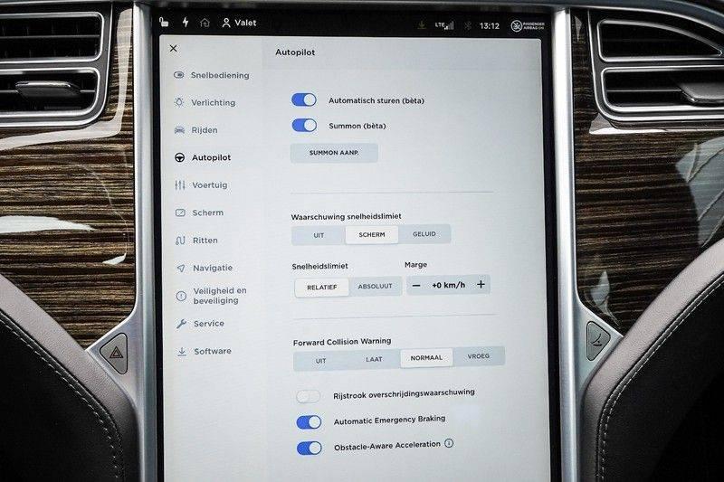 Tesla Model S 75 Autopilot Free Charging Navi Leer Camera afbeelding 21