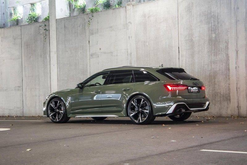 Audi RS6 Avant TFSI 600 pk quattro | 25 jaar RS Package | Dynamic Plus pakket | Keramische Remschijven | Audi Exclusive Lak | Carbon | Pano.dak | Assistentiepakket Tour & City | 360 Camera | 280 km/h afbeelding 5