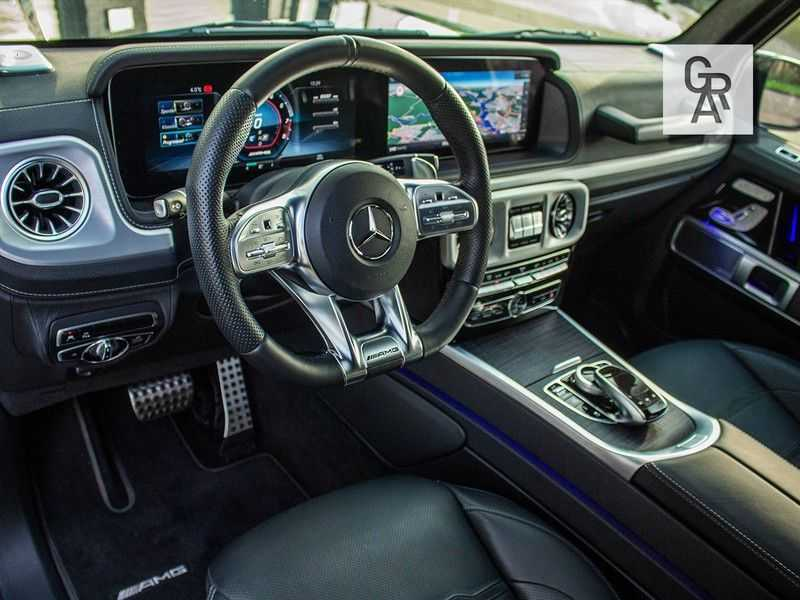 Mercedes-Benz G-Klasse G63 AMG | Schuif/kanteldak | Distronic Plus | AMG Perf. uitlaat | 22inch wielen | afbeelding 2