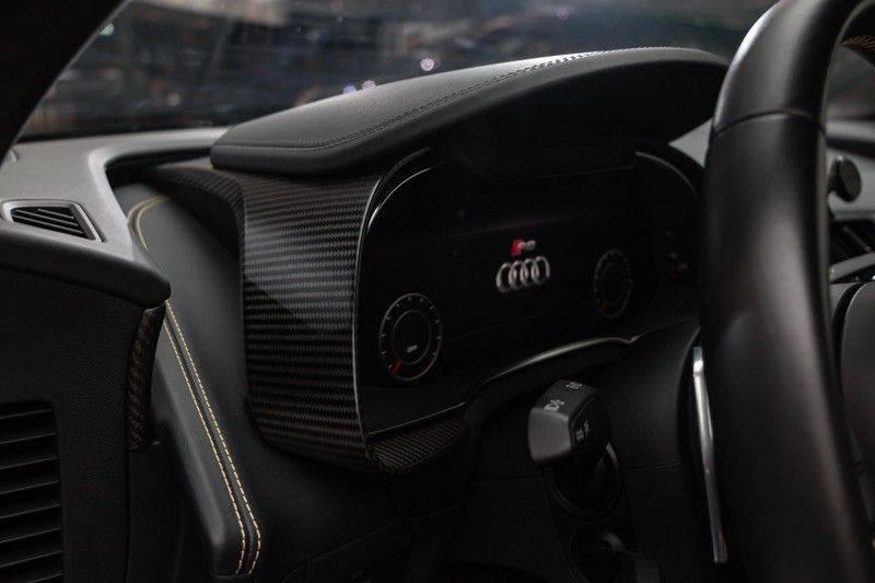 "Audi R8 Exclusive 5.2 FSI V10 Plus 610pk Quattro Volleder+Memory Carbon-Int+Ext MagneticRide VirtualCockpit B&O Keramisch Keyless Navi/MMI 20"" Camera Pdc afbeelding 4"