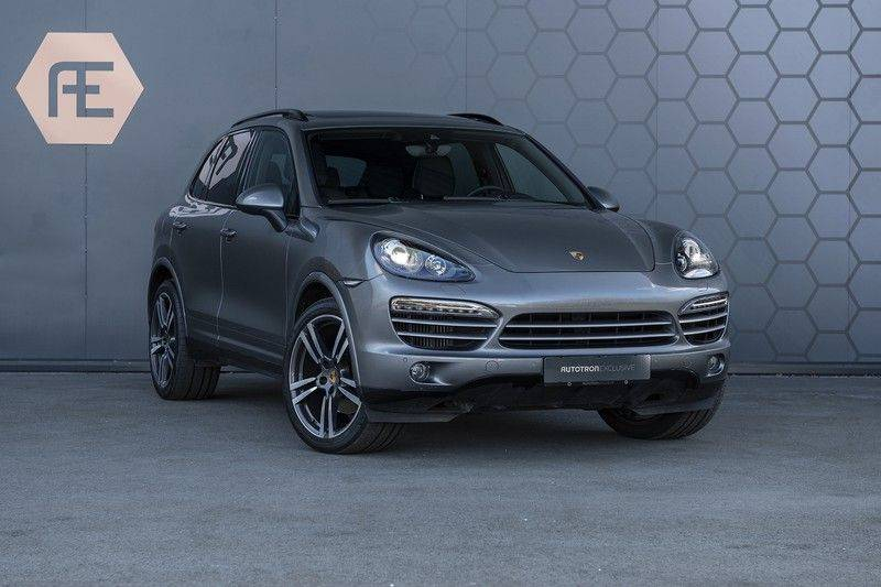 Porsche Cayenne 3.0 D Platinum Edition Org. Ned. + Dealer onderhouden + Sportchrono + Stuur/ Stoel verwarming+ Stoel koeling + Bose afbeelding 7