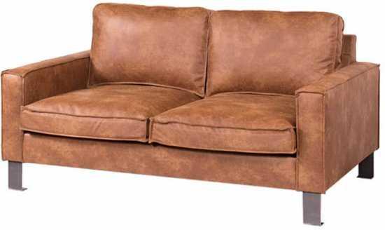 Homingxl 2zits Bank Country Leer Colorado Cognac 03 9200000072899567_6 0 cm