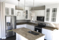 featured image thumbnail for post Granite vs. Quartz Countertops: The Pros and Cons