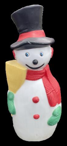 Top Hat Snowman photo