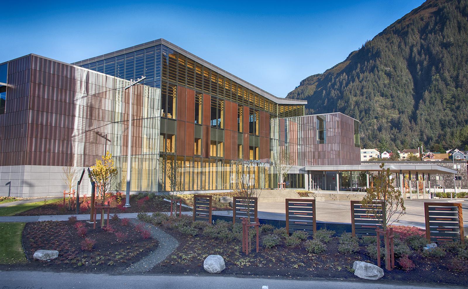 How the Alaska State Library & Museum in Juneau Preserves & Celebrates Alaskan Culture