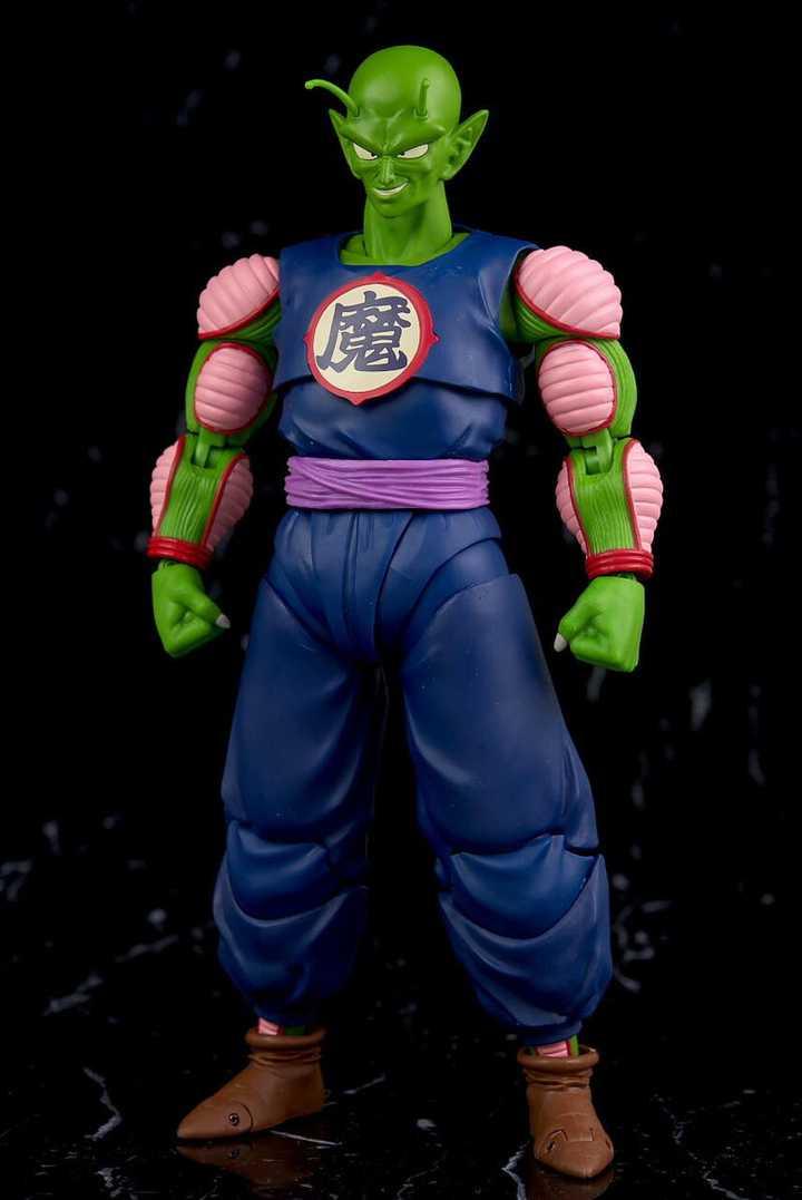 Figurine Dragon Ball Piccolo Daimaoh S.H.Figuarts 19cm