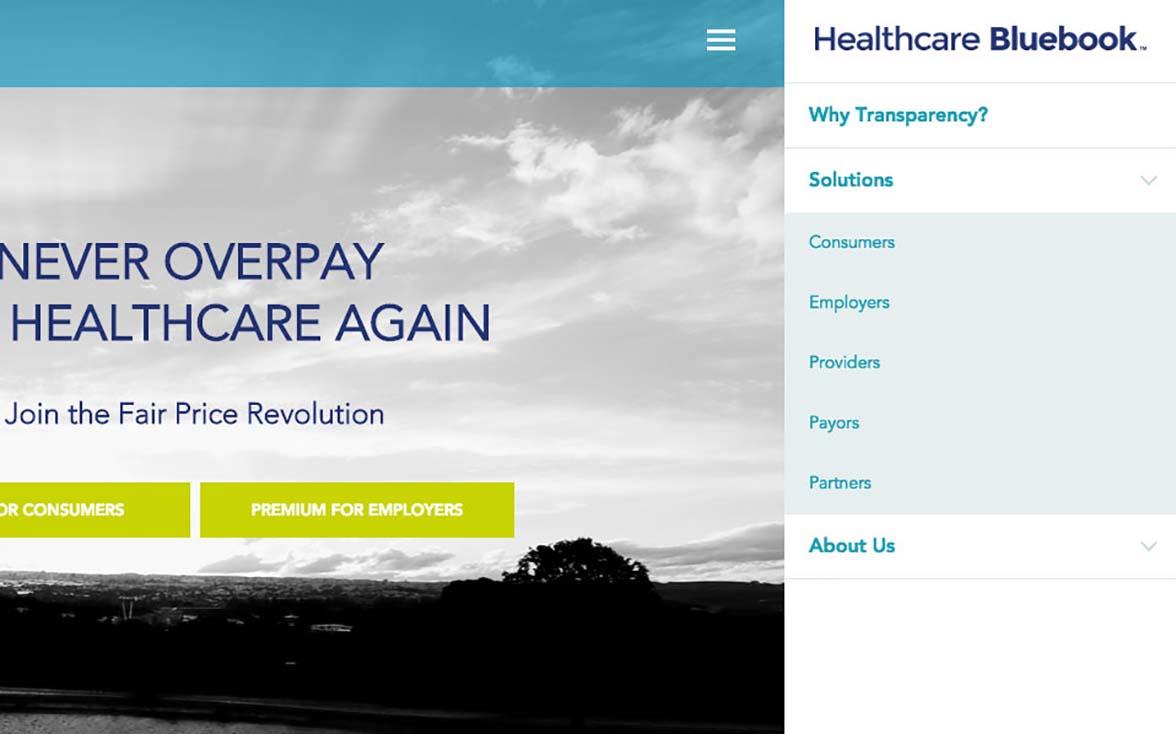HCBB Homepage - Mobile Nav