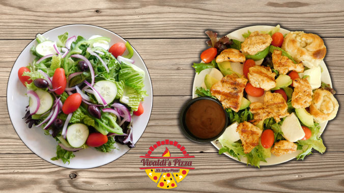 Vivaldi's Pizza - Salads