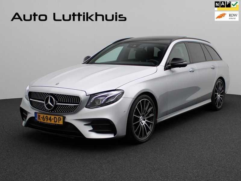 Mercedes-Benz E-Klasse Estate 53 AMG 4MATIC  EQ Bom vol! afbeelding 25