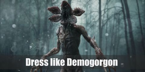 Dress Like the Demogorgon (Stranger Things) Costume