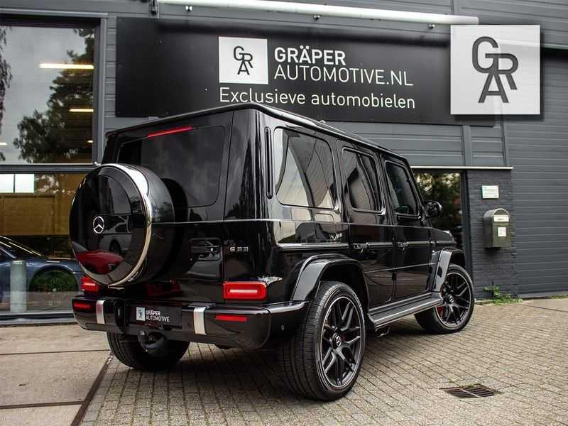Mercedes-Benz G-Klasse G63 AMG | Schuif/kanteldak | Distronic Plus | AMG Perf. uitlaat | 22inch wielen | afbeelding 7