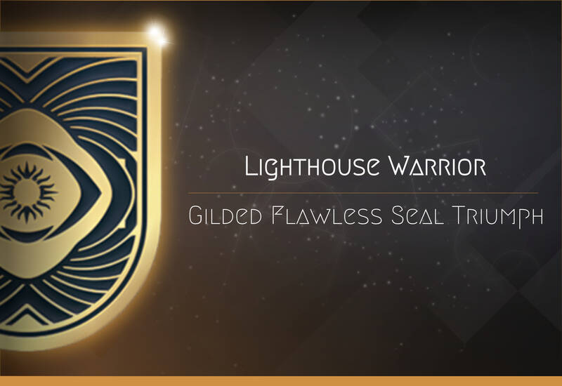 Lighthouse Warrior