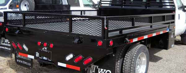 Custom-built Truck Decks