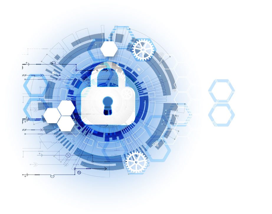 blockchain tech lock