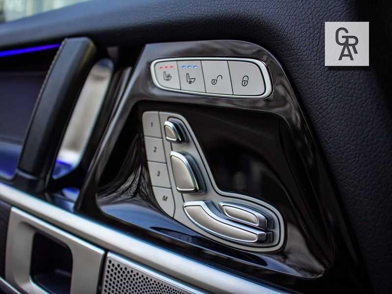 Mercedes-Benz G-Klasse G63 AMG | Schuif/kanteldak | Distronic Plus | AMG Perf. uitlaat | 22inch wielen | afbeelding 17