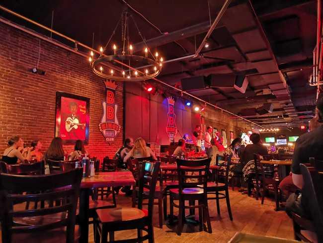 Nashville la nuit