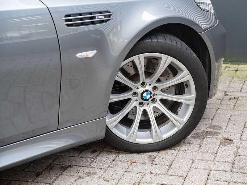 BMW 5 Serie M5 H6 - Manual - Volleder - 79.998km! afbeelding 20