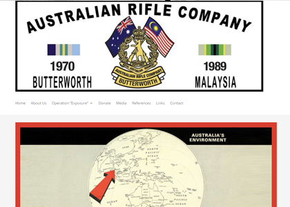 Recognition of RCB Service Website Screenshot
