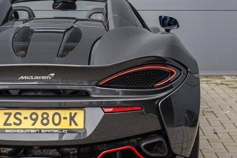 McLaren 570S Spider 3.8 V8 Noselift Camera Carbon Fiber afbeelding 21