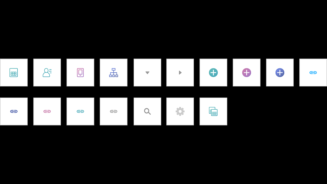 Beehive Design System icons